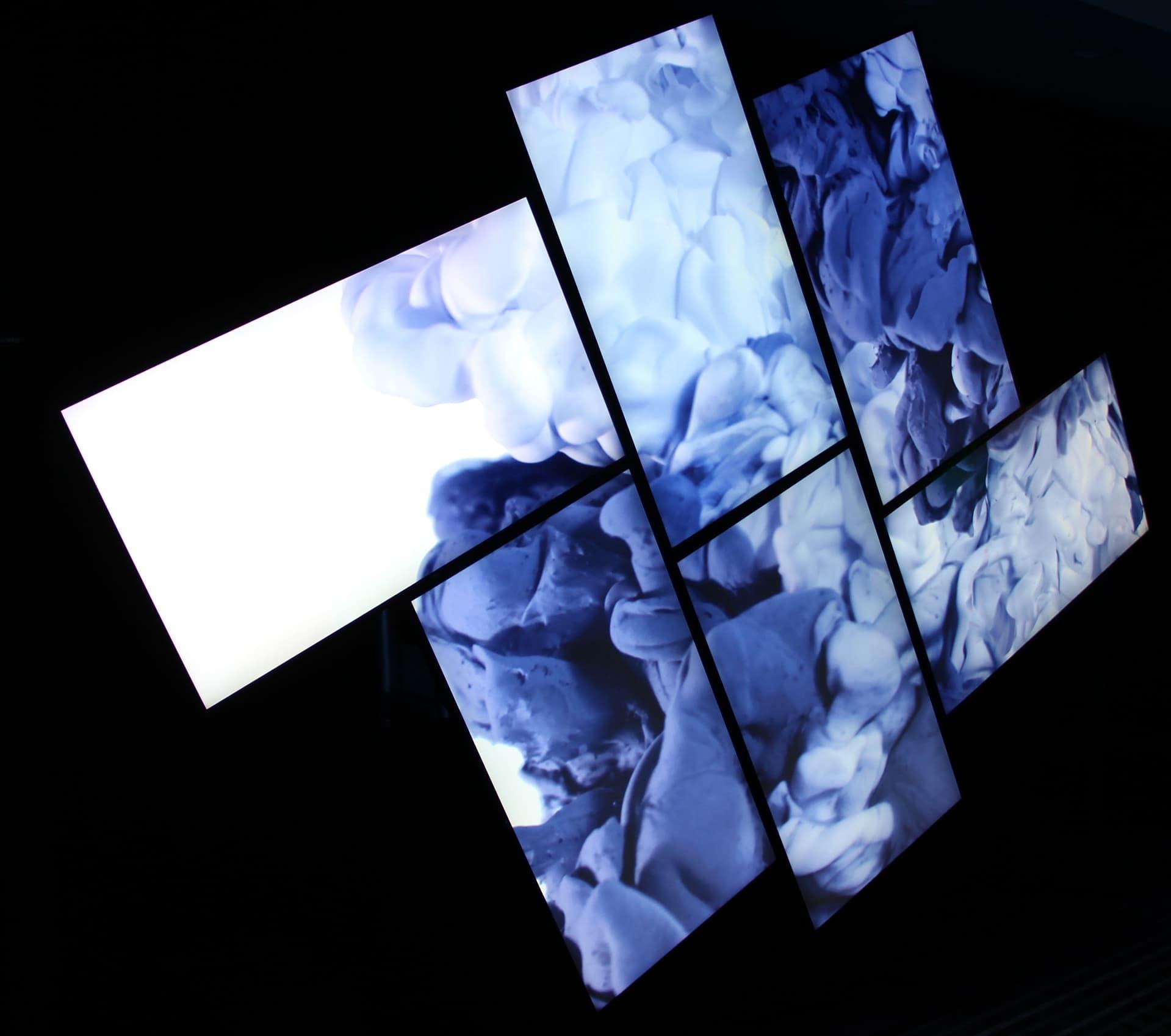video walls, digital signage, digital sign software