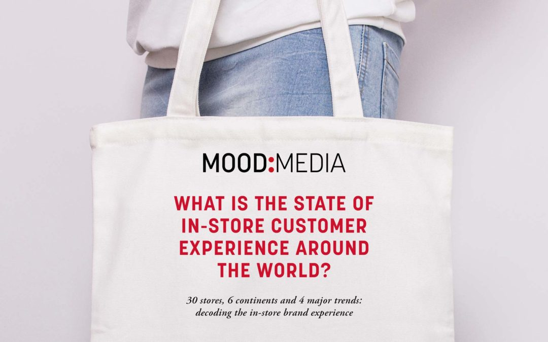 Four key global trends emerge as the key to success for a meaningful in-store customer experience